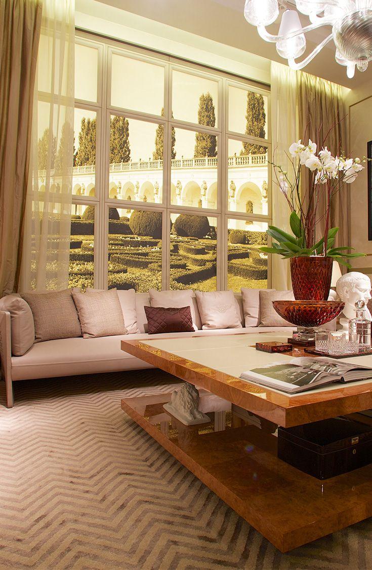 Living Room Designs 2014: Bentley Home Living Room Design In Luxury Living Group New