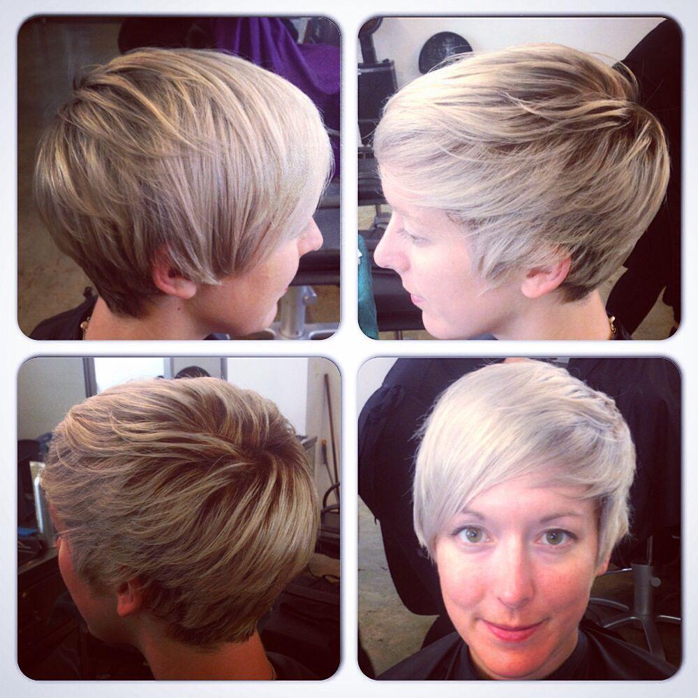 14+ Blonde pixie dark roots trends