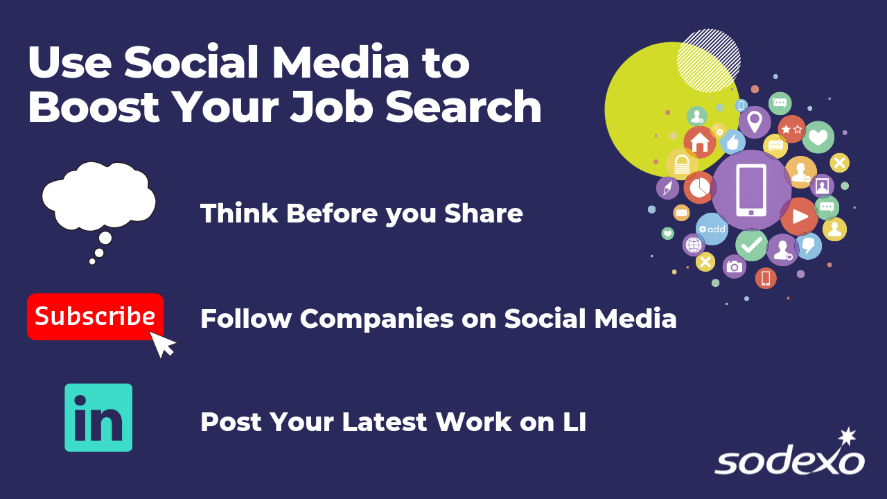 Job Seeker Tip Use Social Media To Boost Your Job Search Job Seeker Job Search Social Media