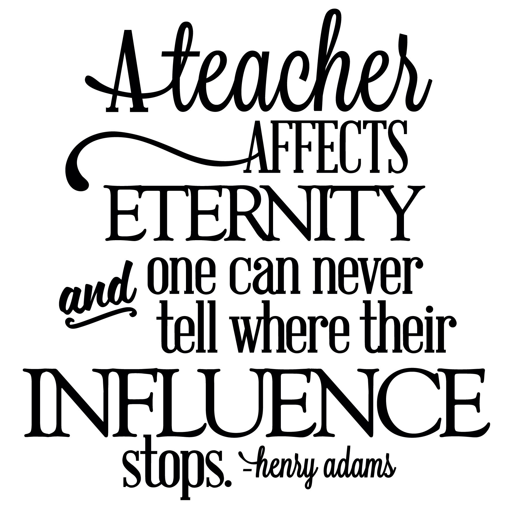 A Teacher Affects Eternity, I'll Love You Forever + More