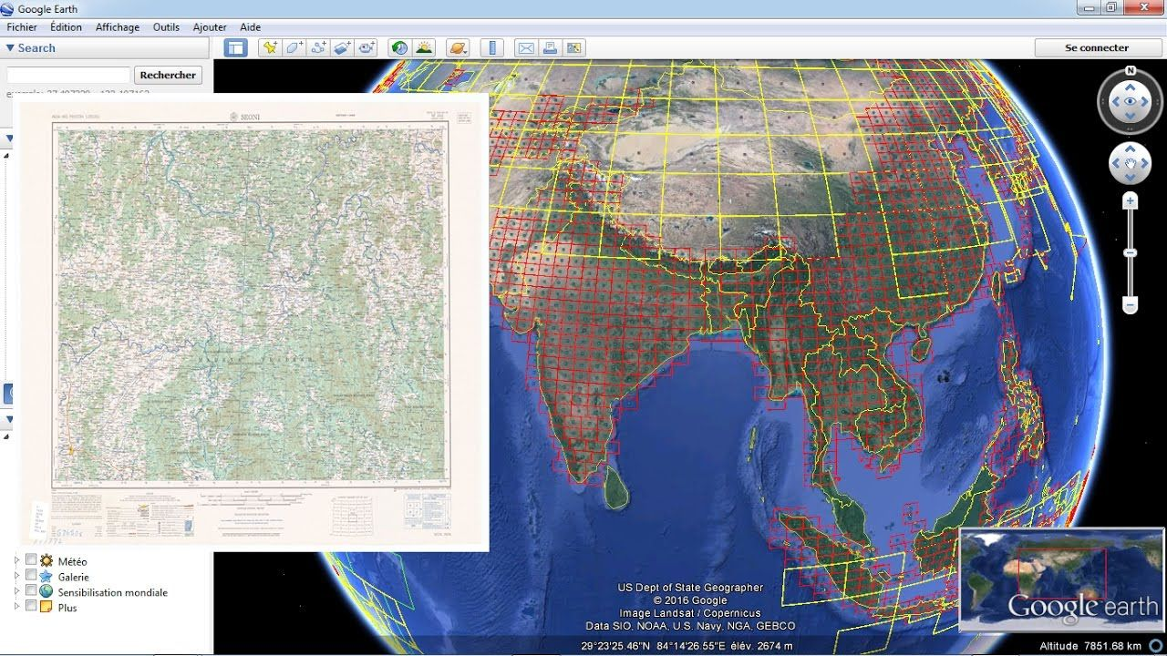 This video shows how to download Topographic Maps from ... on earth view map, europe map, the earth map, united states map, flat earth map, virtual earth map, google sky, satellite map, google africa map, google street view, google maps car, gis map, bing map, world map, google latitude, from google to map, street view map, google us map, google maps italy, google moon map,