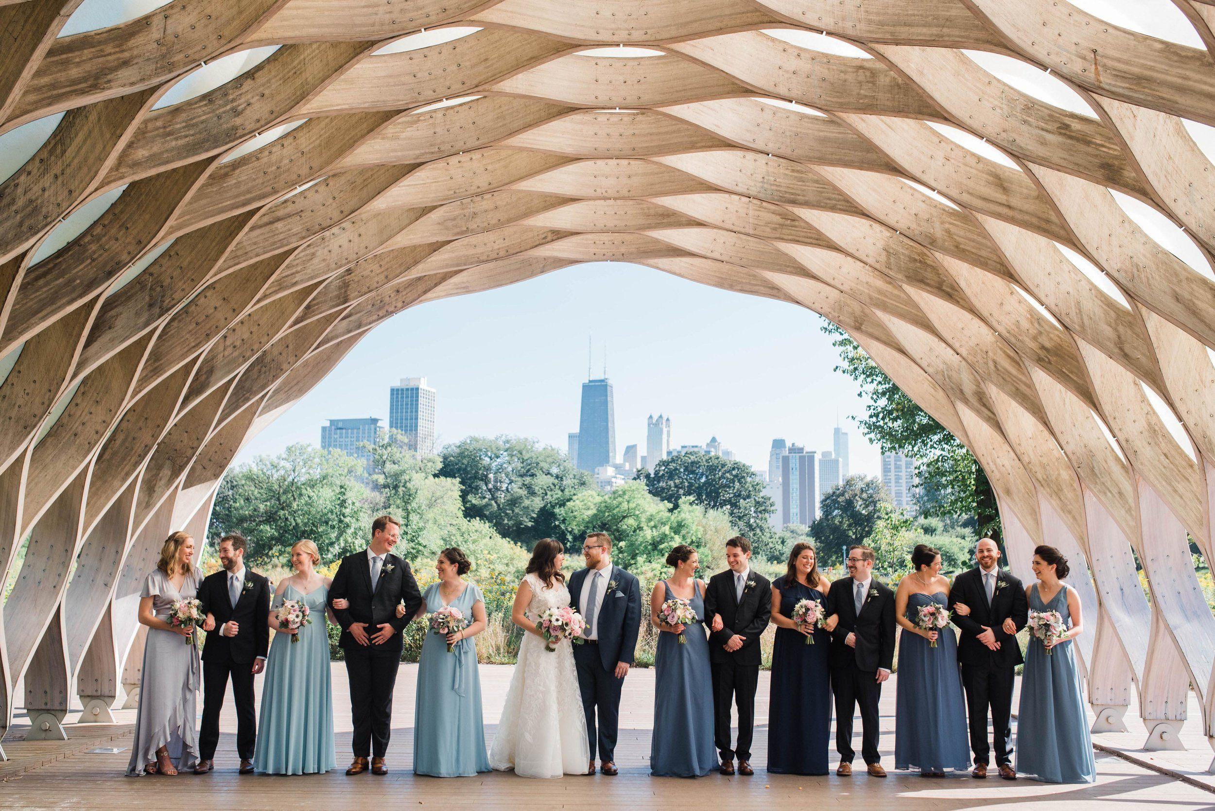 Cafe Brauer Chicago Wedding Amazing wedding photos