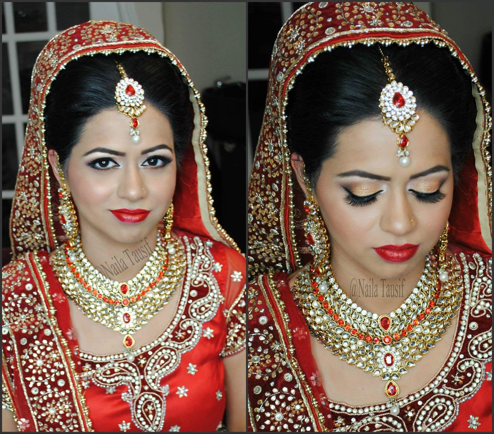 Makeup by Naila tausif Bridal makeup, Best makeup