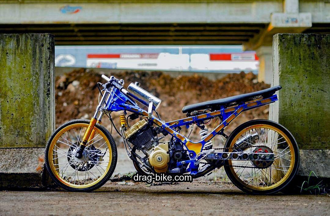Motor Drag Fu 250cc Motor Gambar