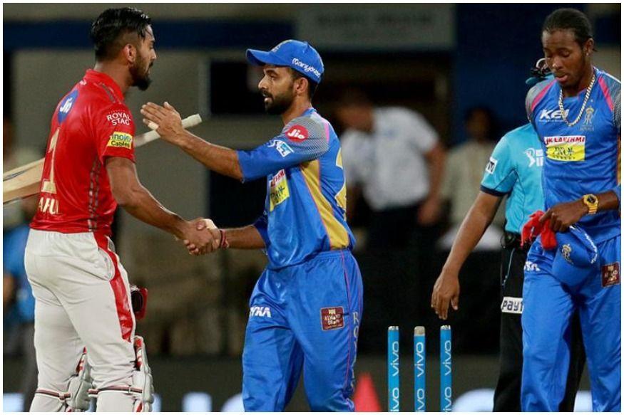 IPL 2018 जयपुर में राजस्थान का 'रॉयल' प्रदर्शन, पंजाब को