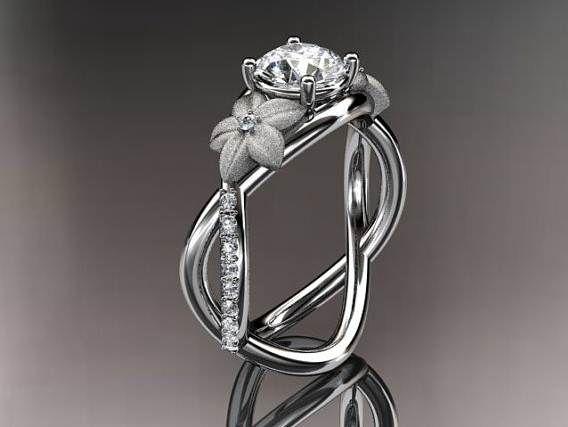 unusual engagement rings wedding ideas 2017 weddingdesign - Weird Wedding Rings