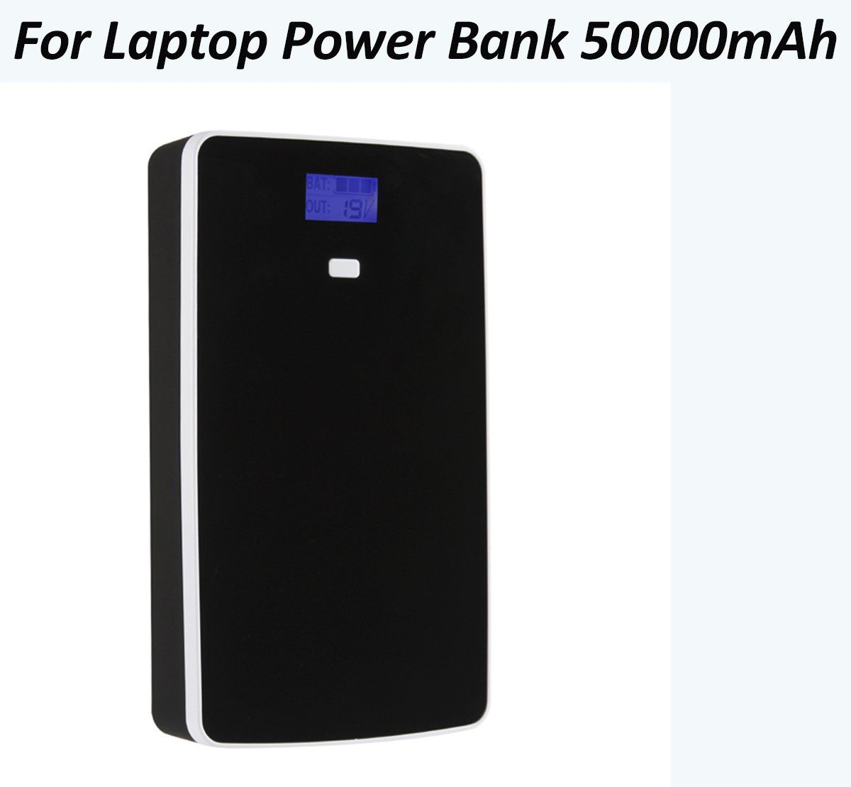Laptop Power Bank 50000 Mah Portable Charger External Battery For Tabletand Notebooka Most Of Sony Dell Hp Toshiba Sam Apple Laptop Powerbank Portable Charger