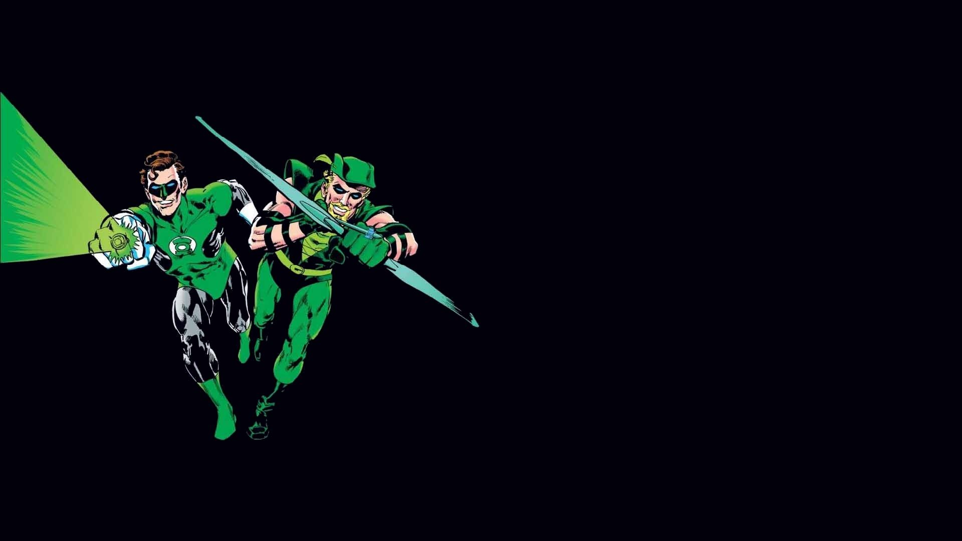 collage Wallpaper Collection 1920x1080 Green lantern