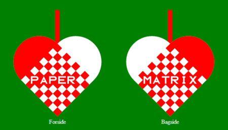 paper matrix