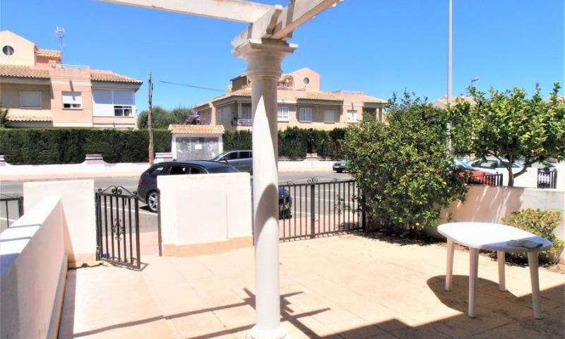 Buy Mediterranean Townhouse Close From La Mata Beach 129 000