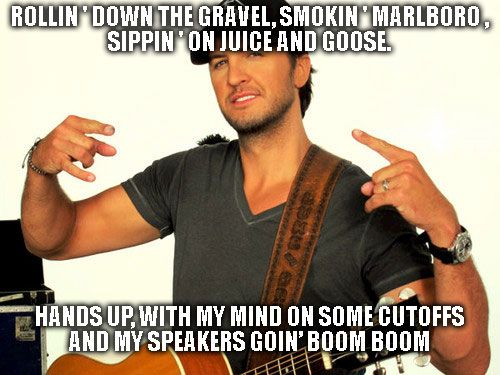 Funny Country Music Meme : Country music memes luke bryan dope rhymes