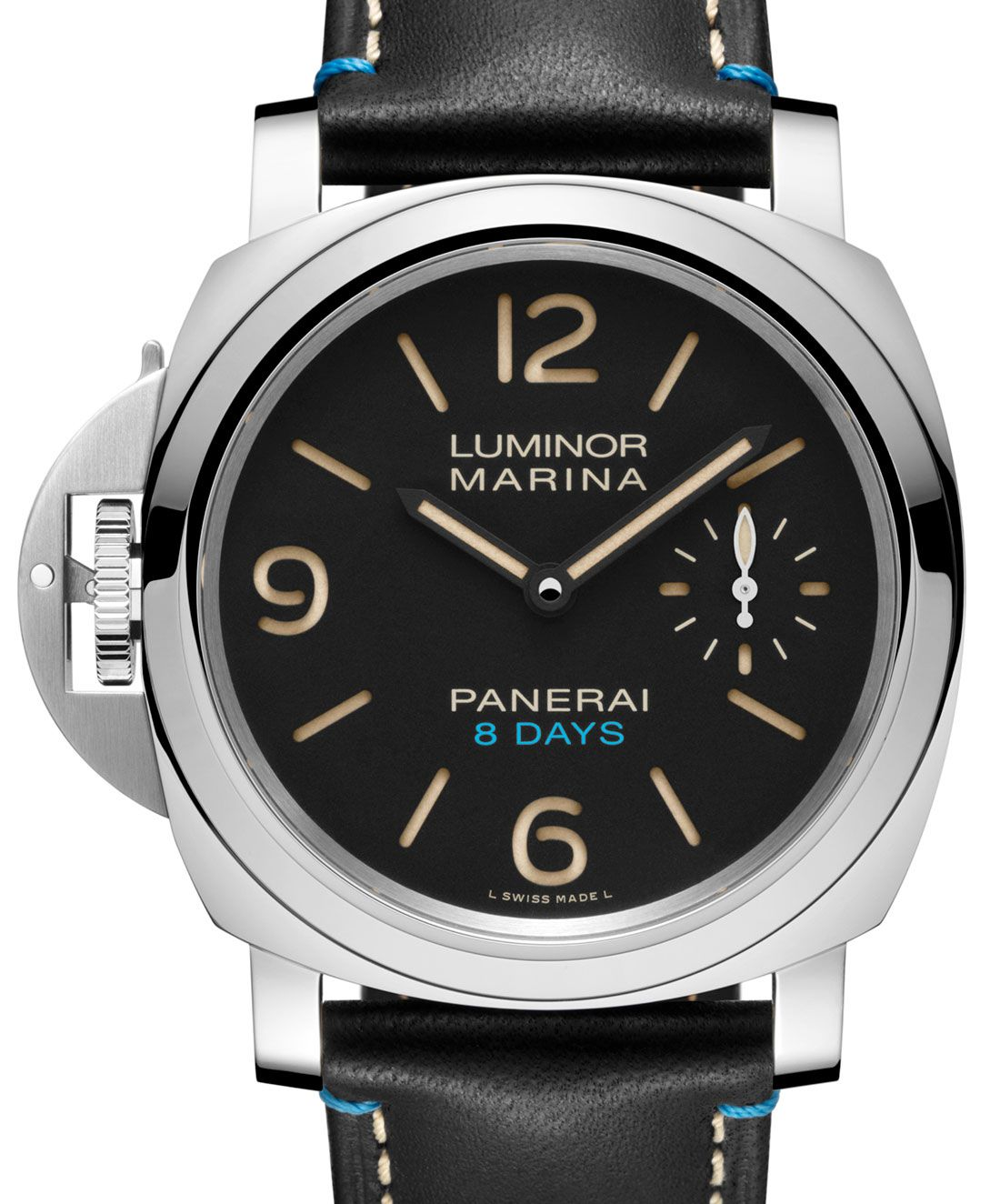 976c5e3038c Panerai Luminor Marina 8-Days Power Reserve Left-Hand PAM796 Watch  panerai   watches  luminor  menswatches