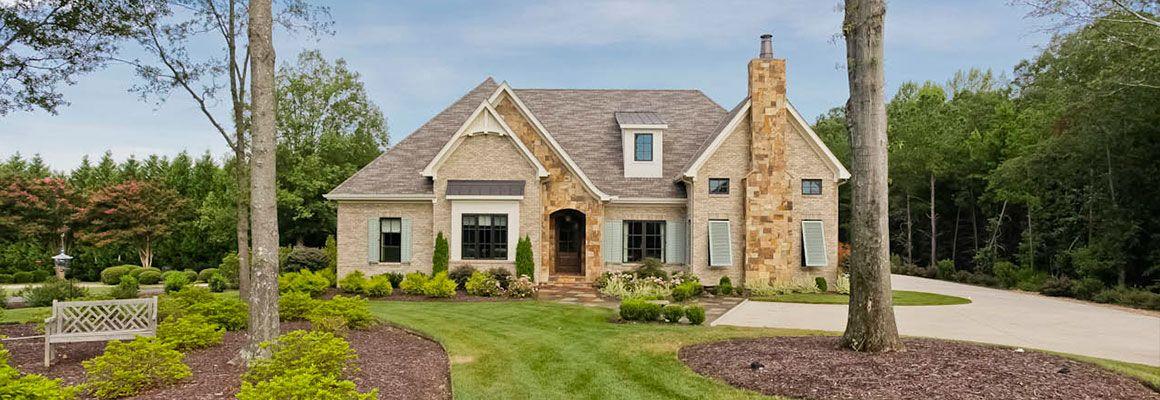custom home builders greenville sc