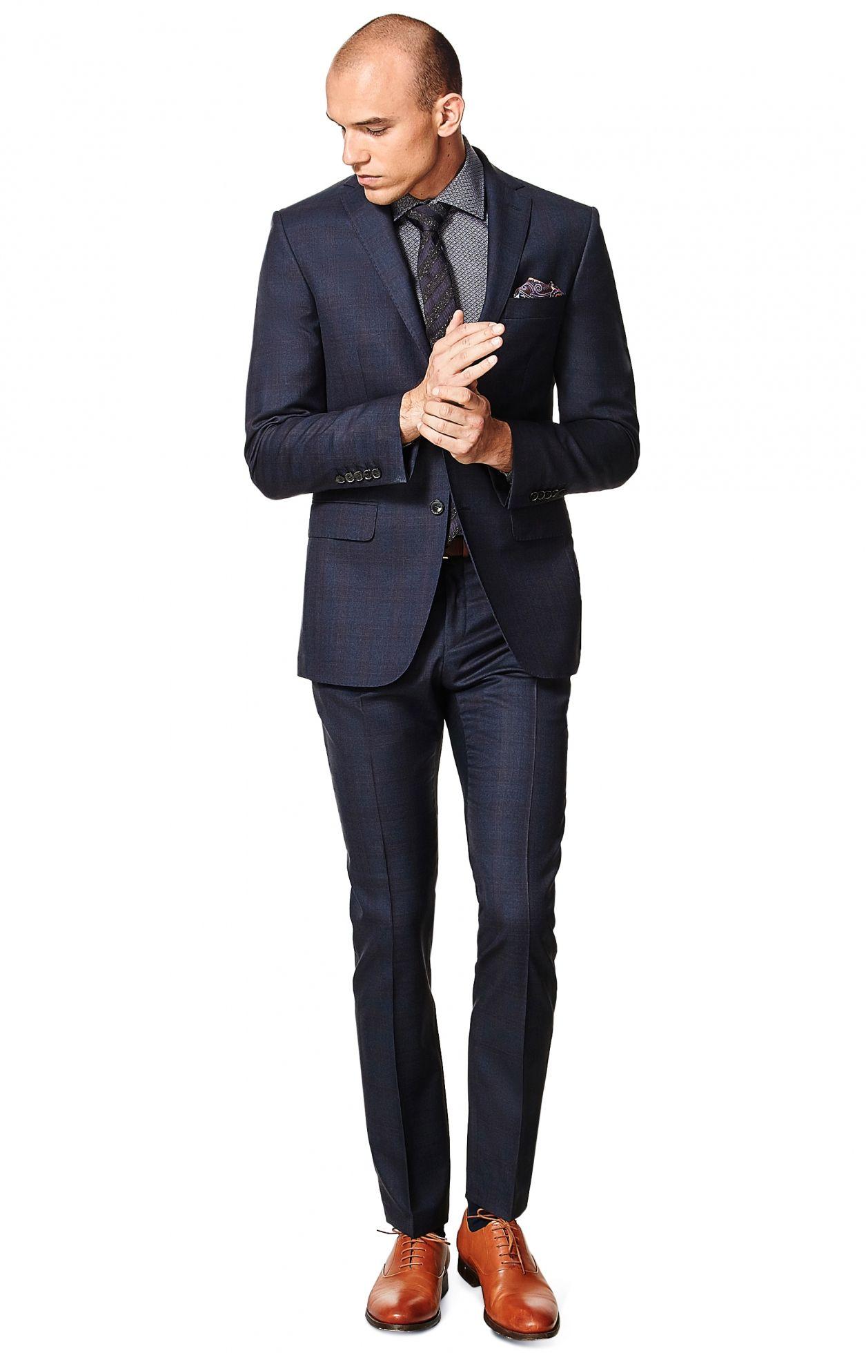 Garnitur Serge Bis 1499 99 Zl 75296 Sklep Vistula Pl Mens Suits Style Pantsuit