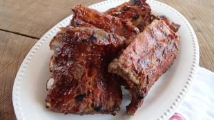 Simple, Succulent BBQ Baby Back Ribs Recipe