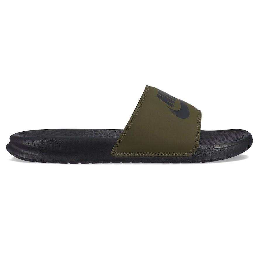 Nike Kawa Shower University Red Mens Casual Summer Slides