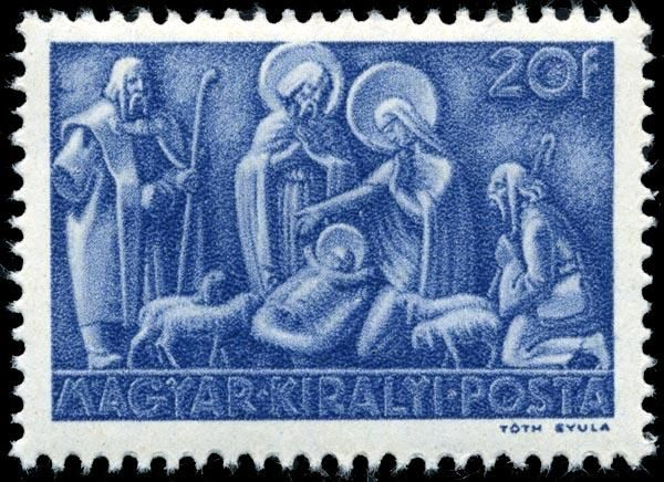 The Baby Jesus on Our Favorite Postage Stamps - Beliefnet.com - Page 13