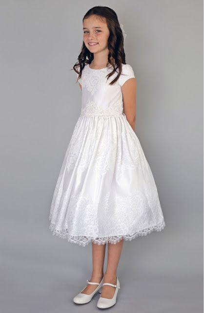 Vestidos De Primera Comunion Para Adolescentes Vestidos
