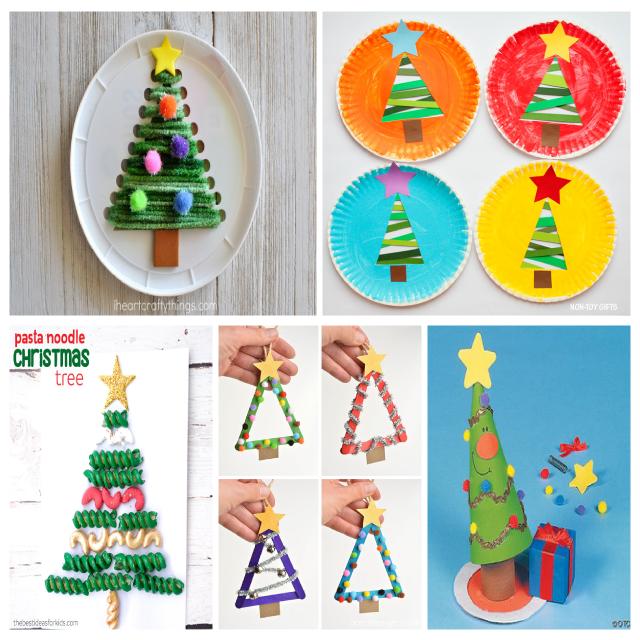 100 Manualidades De Navidad Para Niños Winter Crafts Christmas