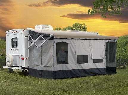 Screened In Rooms That You Can Add To RV Great Way Extra