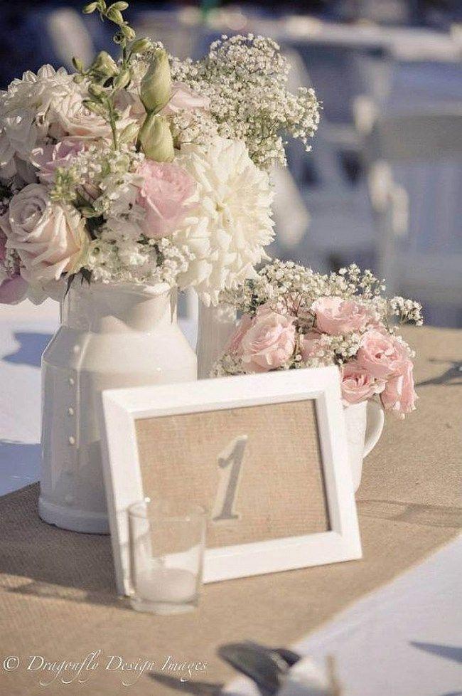 35 fotos de centros de mesa para boda, ¡inspírate!   centros de ...