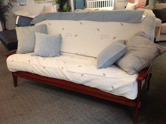 Organic Cotton Futon Mattress The Encino 17047 Ventura Blvd Ca