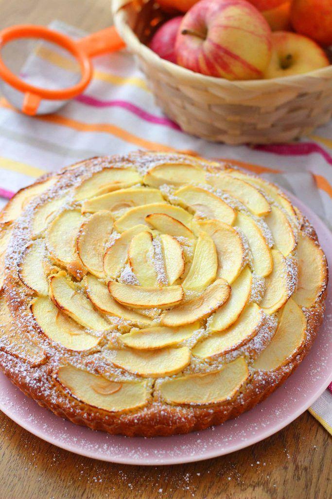 Torta soffice cuor di mele ricetta facile recipe for Torta di mele e yogurt fatto in casa da benedetta
