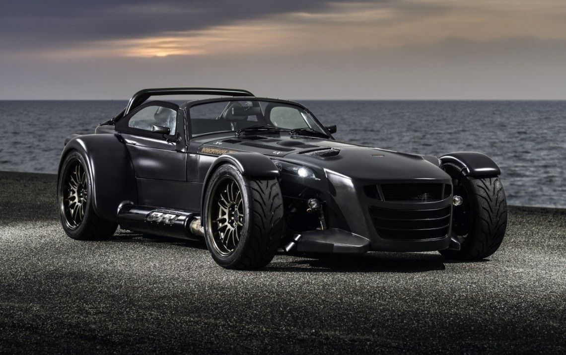 Donkervoort D8 GTO Bare Naked Carbon Edition - ATOMLABOR BLOG