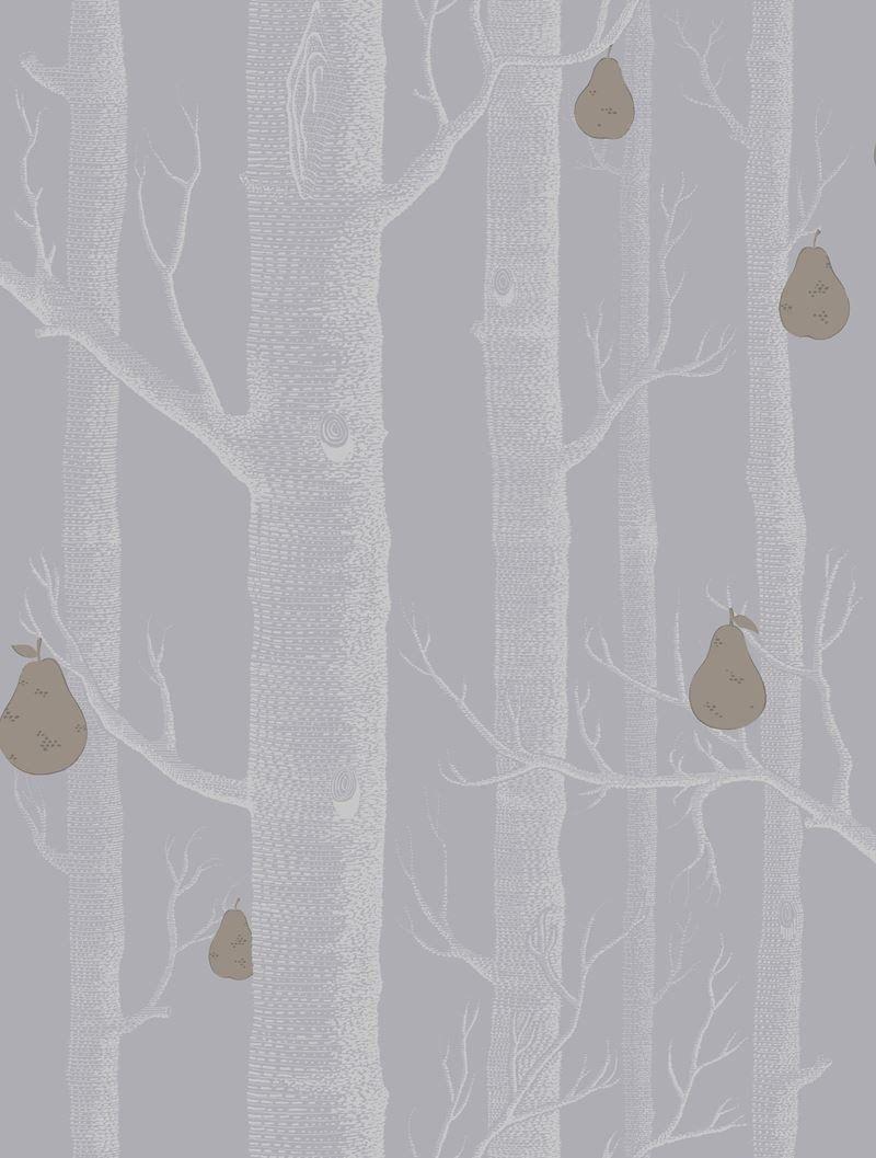 Cole Son Wallpaper 95 5030 Cs Woods Pears Wood Wallpaper