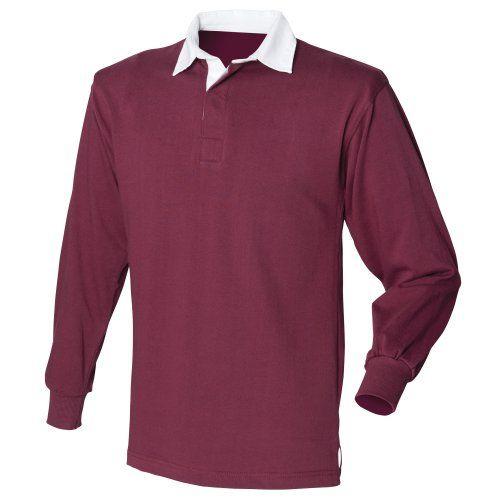 b7d67de0694 Pin by Sam Borgia on Clothessss | Long sleeve rugby shirts, Shirts ...