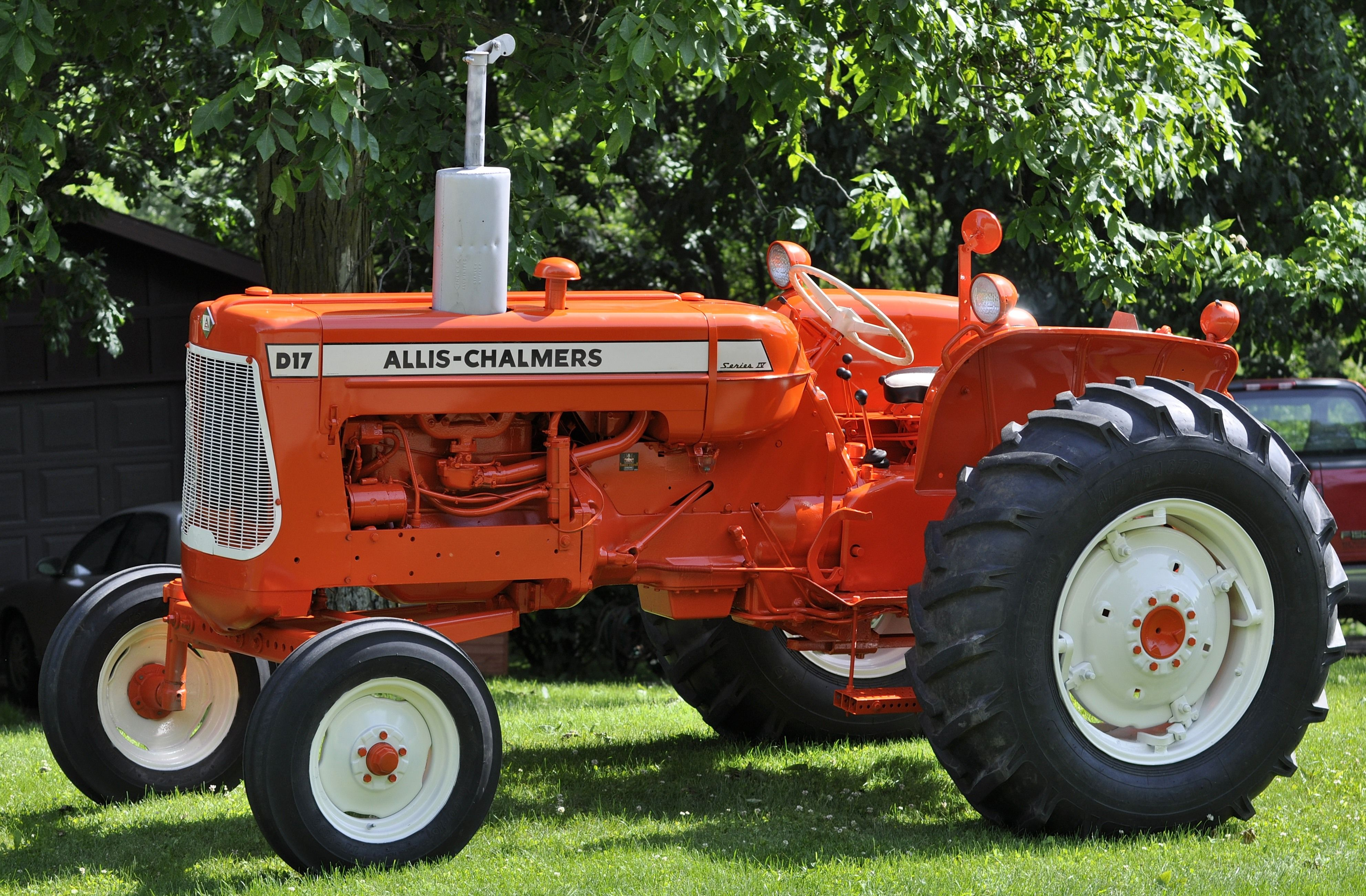 Pin on Tractors made in West Allis WI