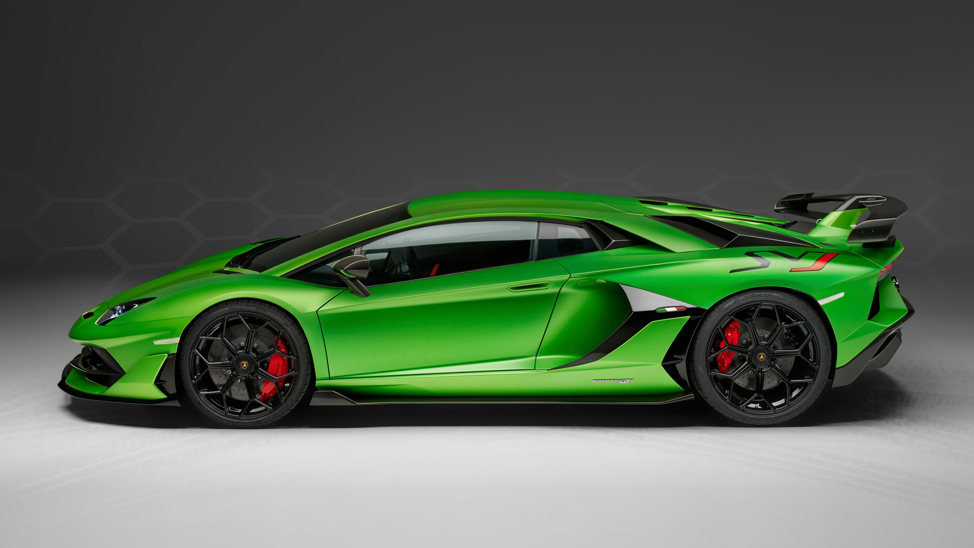 2018 Lamborghini Aventador Svj Side View Lamborghini Wallpapers Lamborghini Aventador Wallpapers Dream Cars Lamborghini Lamborghini Aventador Lamborghini Cars