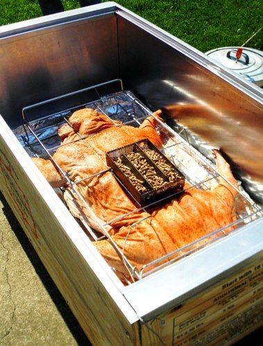Want To Turn Your La Caja China Into An Uber Smokerfor Free Bbq