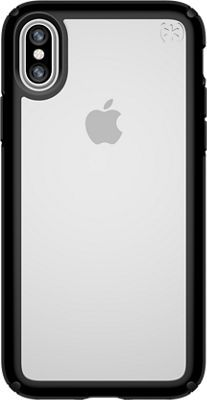 official photos 4bb6c 7a288 Speck Presidio Show for iPhone X, Black/Clear | Products in 2019 ...