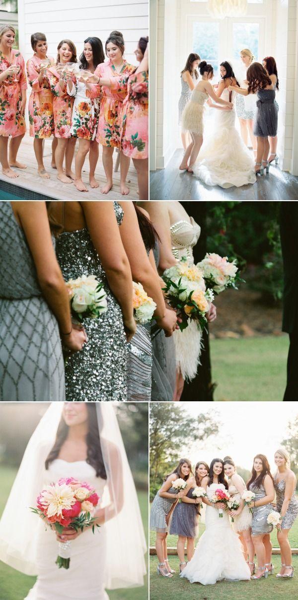 Destination Wedding At Watercolor Inn Resort Bridesmaid