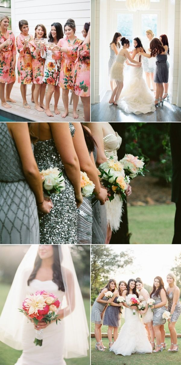 Destination Wedding At Watercolor Inn Resort Bridesmaid