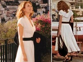 Under The Tuscan Sun The White Dress Perfection Love It Must