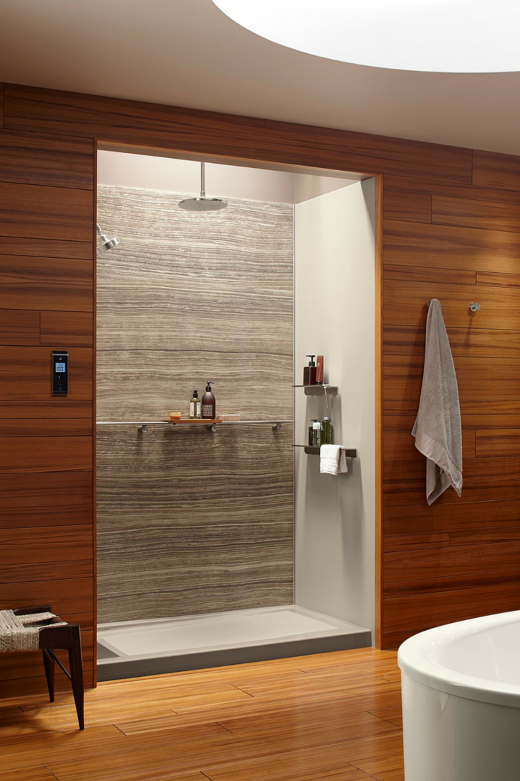5 Things Nobody Tells You About Shower Tub Wall Panels Shower