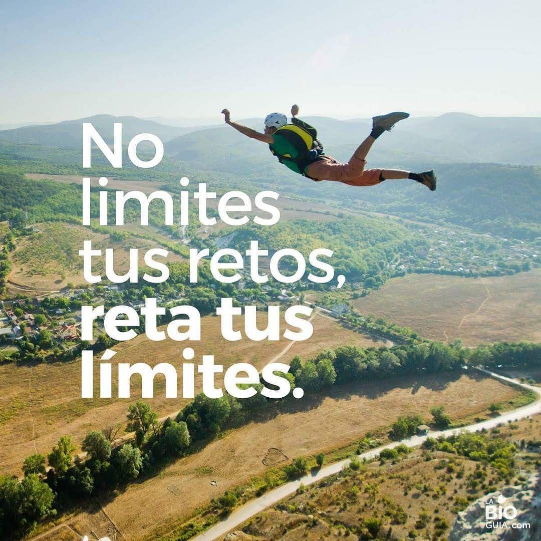 No Limites Tus Retos Instagram De Frases Inspiracionales