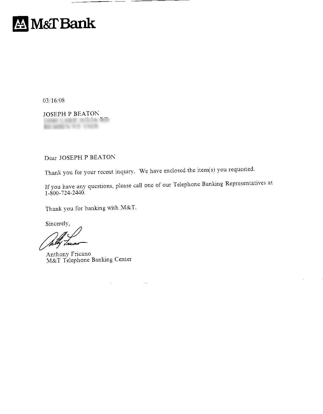 Valid Job Letter Template For Bank Job Letter Cover Letter