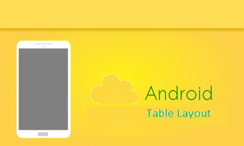 How To Implement Android Table Layout To Format App Contents Efficiently Android Tutorials App Development Layout