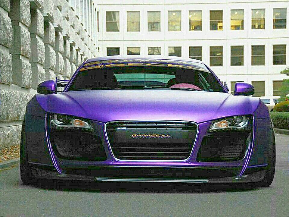 Audi R V Gecko By ILL Garage Audi R By ILL Garage - Audi car garage