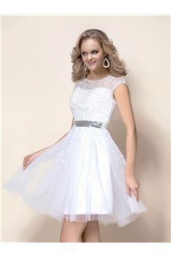 Cheap Short Wedding Dresses UK Fabulous On Sale