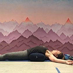 6 yin yoga poses for winter en 2020 avec images