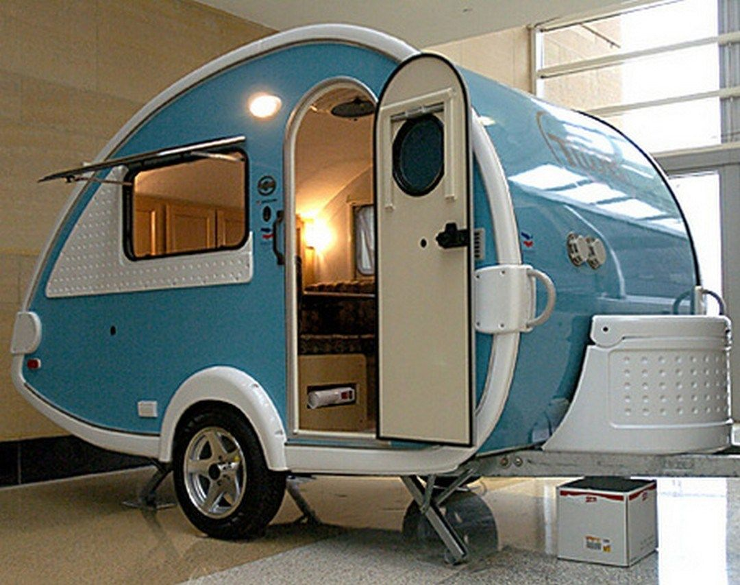 Photo of Small Campers Trailers For Awesome Vacations (6) – Vanchitecture