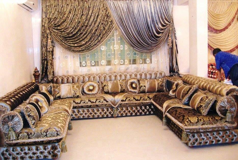 جديد ديكور صالون مغربي 2015 ديكور وتصاميم صالون مغربي يعتبر الصالون المغربي من اجمل الديورات Moroccan Home Decor New Bedroom Design Living Room Furniture