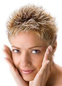 Short Spiky Haircut For Women Over 50 Short Hairstyle 2013