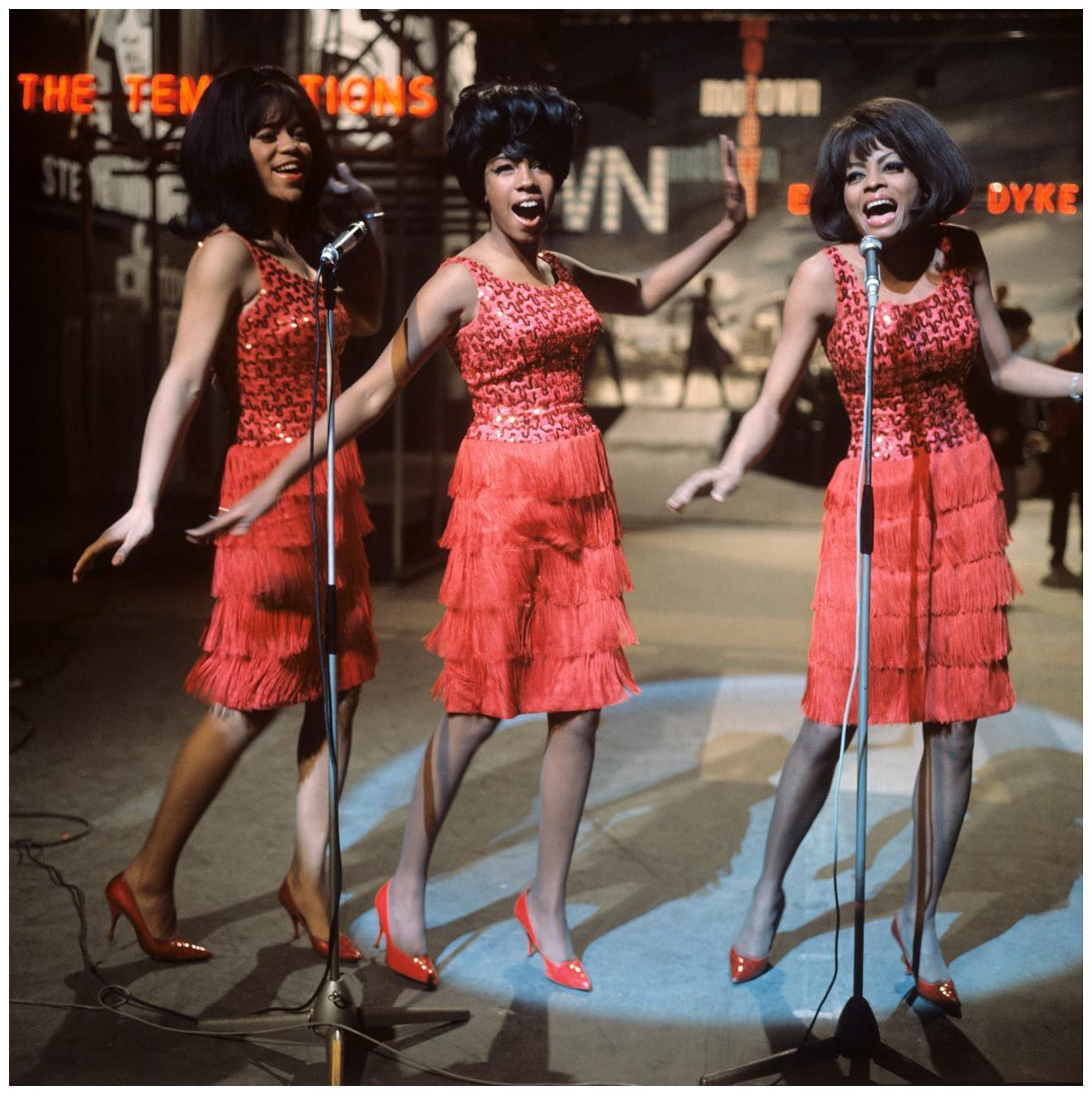 The Supremes Motown By The 60s Bazaar Photography Walk