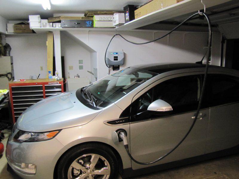 Chevrolet Volt Level 2 Charging Equipment 240v Installation Costs