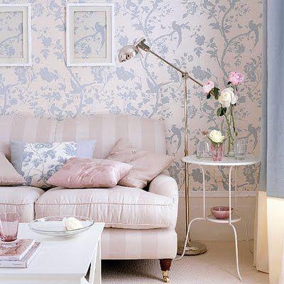 Shabby Chic Interiors: La mia camera da letto in 3D | Apartment ...